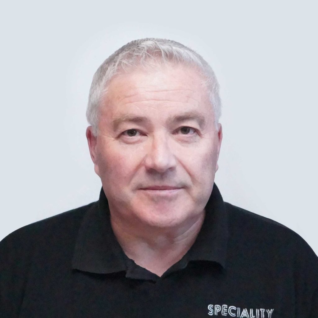 Photo of Paul Johnston